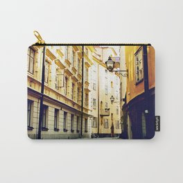 Stockholm Gamla Stan  Carry-All Pouch