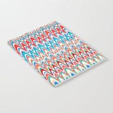 Making Waves Beach Towel Notebook