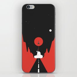 Valley Launch iPhone Skin