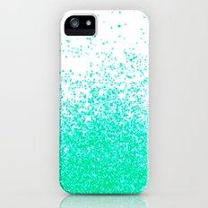fresh mint flavor iPhone (5, 5s) Slim Case