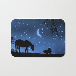 Kindred Spirits Bath Mat