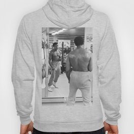 Cassius Marcellus Clay Jr. - BLM - Black - Power - Muhammad - The Greatest Of All Time - Ali 343 Hoody