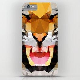 Tiger - Geo iPhone Case