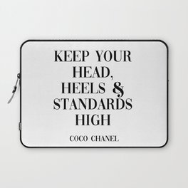 coco quote Laptop Sleeve