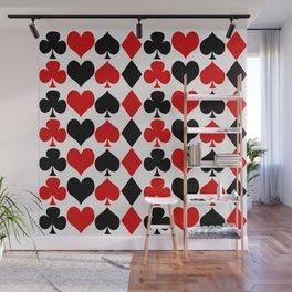 Poker Wall Mural