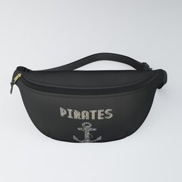 Anchor - Pirates and buccaneers Fanny Pack