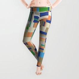 Chromatetude (Soft Colours) Leggings