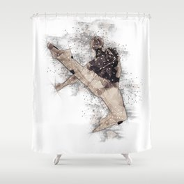 Taimak Shower Curtain