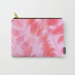 Pink Jungle Carry-All Pouch
