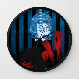 PaRaNoIa Wall Clock