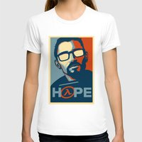 half life T-shirts featuring Half Life Hope by The Strynx