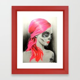 'De Rerum Natura' Framed Art Print