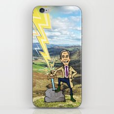 Brexit iPhone & iPod Skin