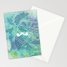 Watercolor Memories. Stationery Cards