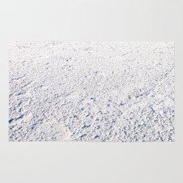 Bonneville Salt Flats, Utah Rug