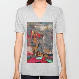 Guernica Unisex V-Neck