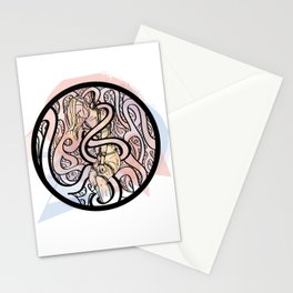 Shibari III Stationery Cards