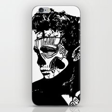James Dean. Rebel: Zombie. iPhone & iPod Skin