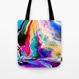 Path Tote Bag
