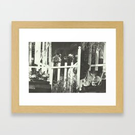 Lynch Mobs Framed Art Print