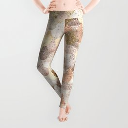MERMAID GOLD Leggings