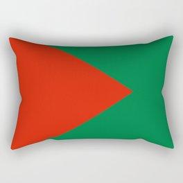 Flag of El Alto Rectangular Pillow