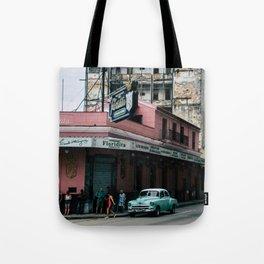La Floridita Tote Bag