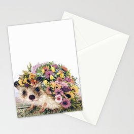 Walking Bouquet Stationery Cards