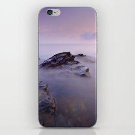 Cabria beach iPhone Skin