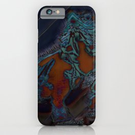 Goanna Patterns iPhone Case