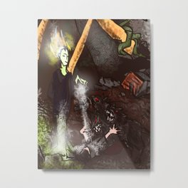 Cerberus Metal Print