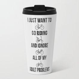 Go Riding Travel Mug