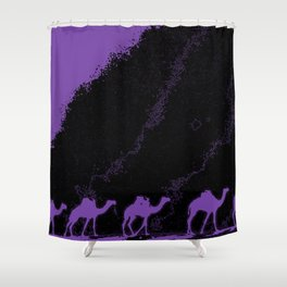Exodus b Shower Curtain