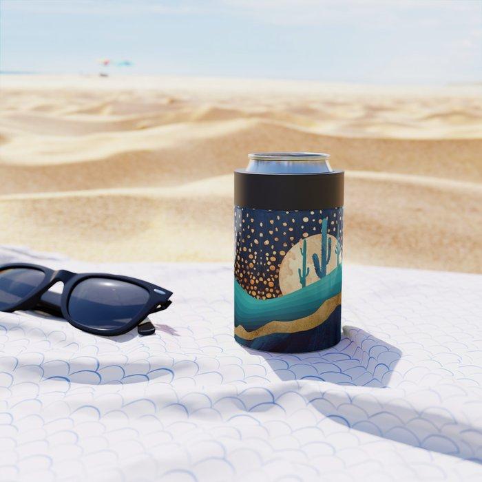 Indigo Desert Night Can Cooler