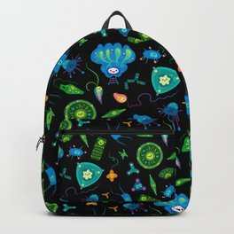 Phytoplankton Backpack
