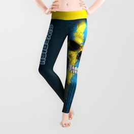 To The Core Collection: Sweden Leggings