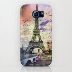 Eiffel Tower Paris Galaxy S6 Slim Case