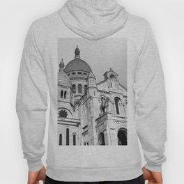 Sacre Coeur Montmartre Paris Hoody