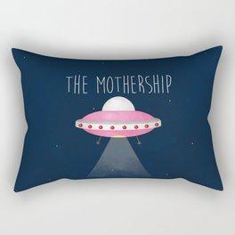 The Mothership Rectangular Pillow
