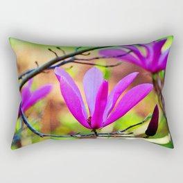 Lily Magnolia Rectangular Pillow