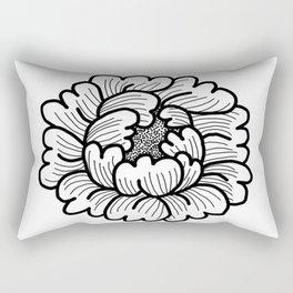 DOT FLOWER Rectangular Pillow