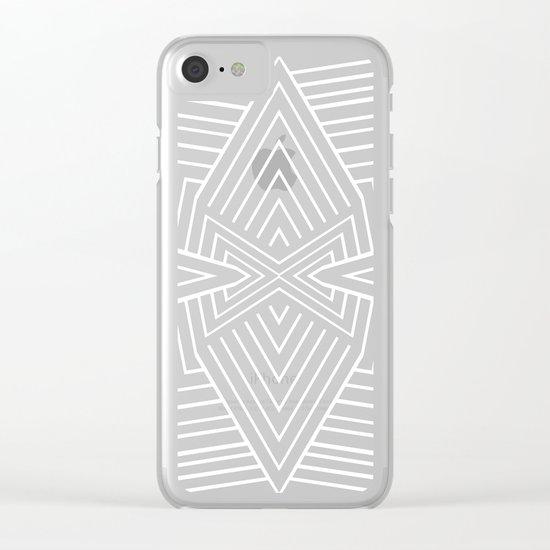 X Clear iPhone Case