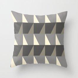 Cosy Concrete Throw Pillow