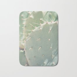 Prickly Pear Cactus Bath Mat