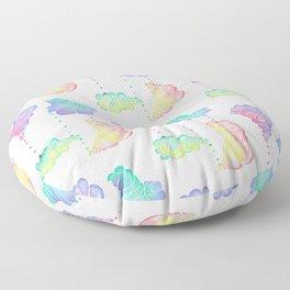 Ice Cream Shells Floor Pillow