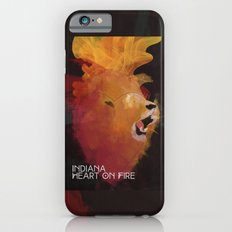 INDIANA - Heart On Fire iPhone 6s Slim Case
