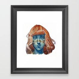 Golden ratio Framed Art Print