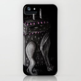 Charging Creature iPhone Case