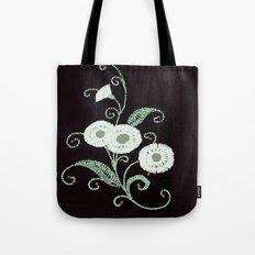 A Lenape Bead Bloom Tote Bag