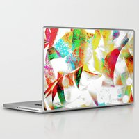 silver Laptop & iPad Skins featuring Silver by Yilan